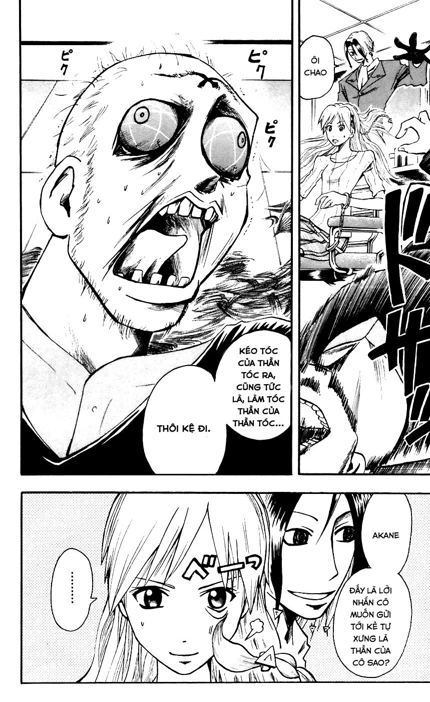 Majin Tantei Nougami Neuro chap 47 - Trang 10