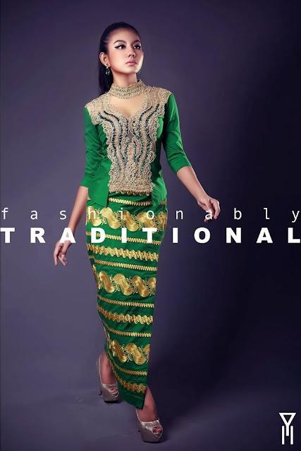 May Myint Mo - Myanmar Model Girls