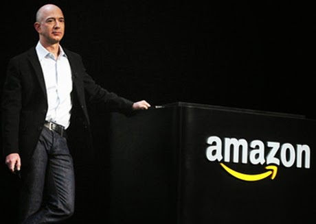 CEO & Founder Amazon Jeff Bezos