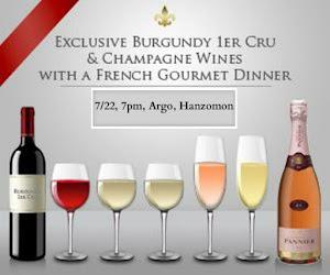 Burgundy & Champagne Premier Cru Wine Seminar