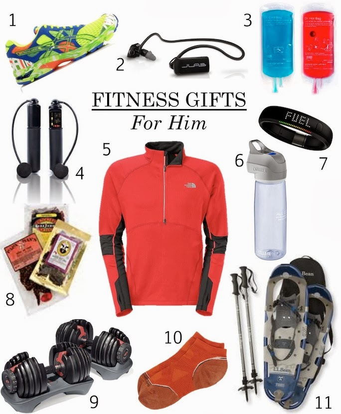 Fitness Gear Gifts for Men