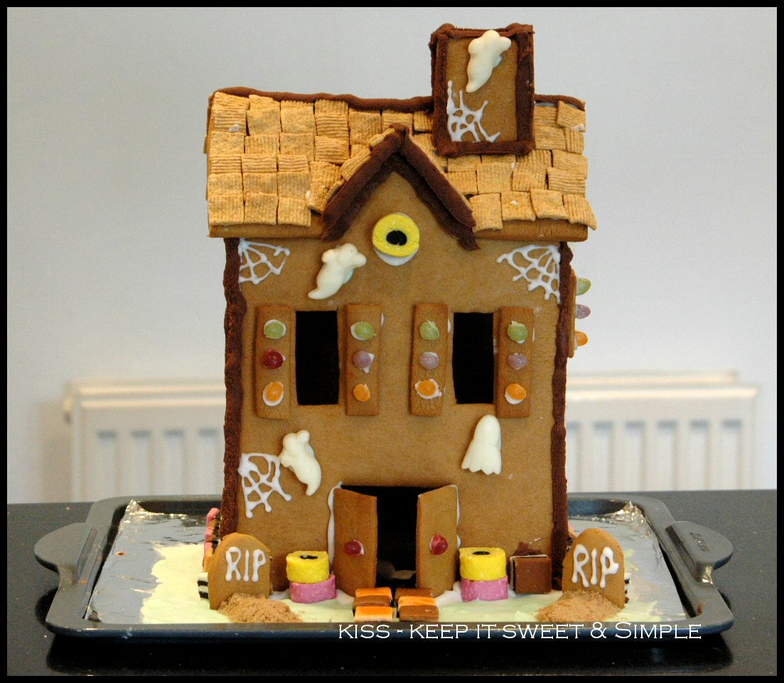 KISS - Keep It Sweet and Simple: Gingerbread Halloween House Gingerbread Haunted House Design Html on haunted house moon, simple spooky house, inflatable haunted house, the scariest most haunted house, haunted irish houses, haunted houses in alabama, haunted houses in texas, haunted turkey house, the scarehouse haunted house, haunted gingerbread tree, fun spot orlando haunted house, ghostly manor haunted house, haunted house blank template, haunted winter house, animated haunted house, haunted victorian houses, raymond hill mortuary haunted house, cartoon haunted house, haunted cookie house, haunted family house,