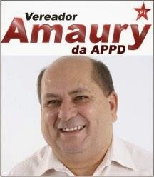 VEREADOR AMAURY