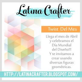 """Twist Mes de Abril 2017 """"Figuras Geométricas"""""""