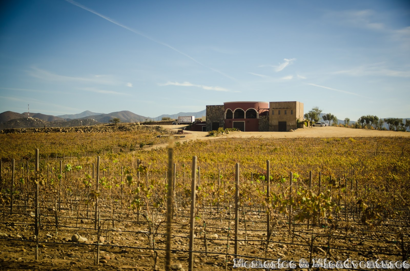 how to get to valle de guadalupe
