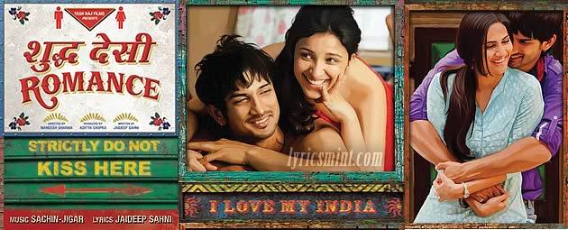 Shuddh Desi Romance Music
