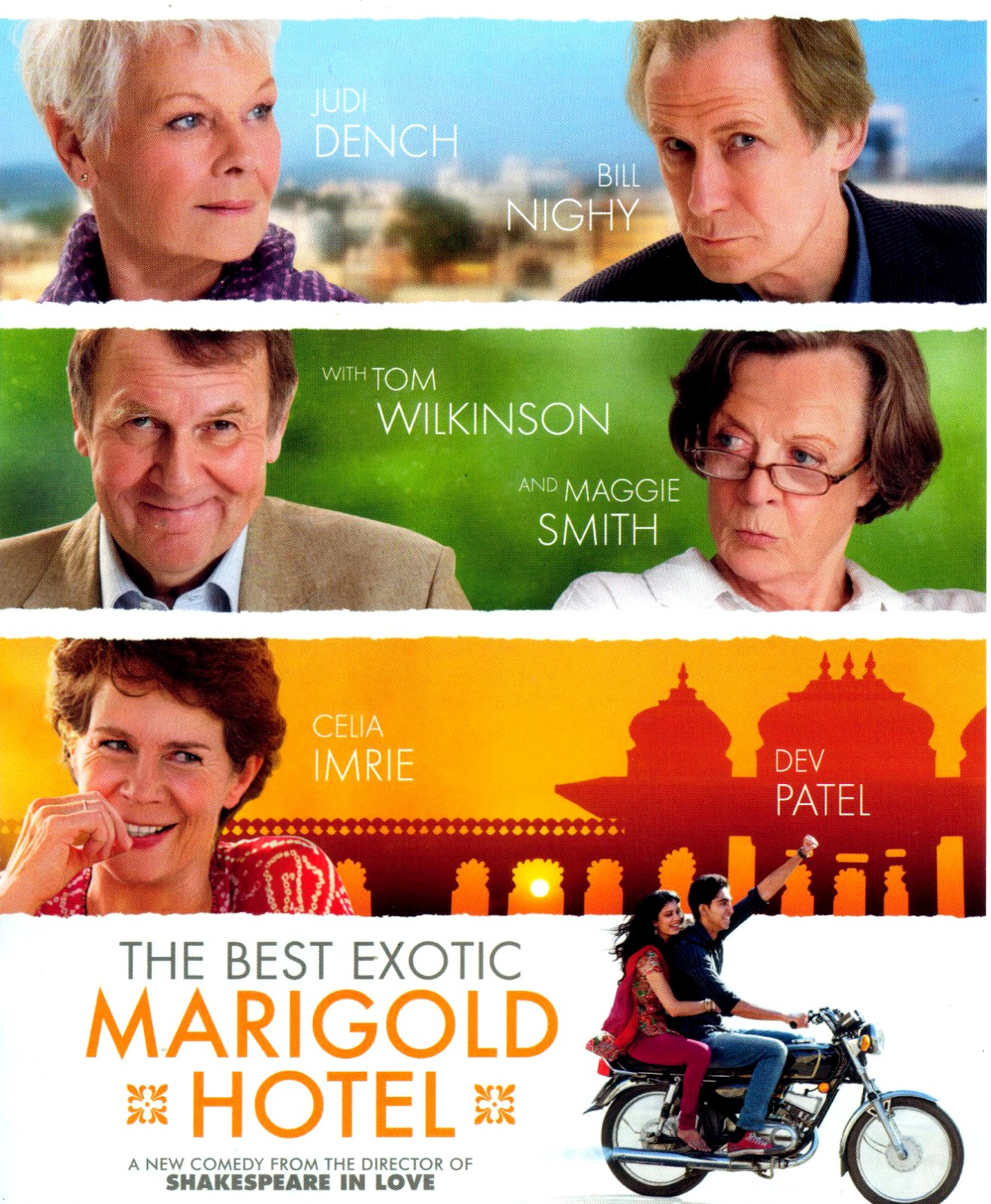 The second best exotic marigold hotel 2015 trailer