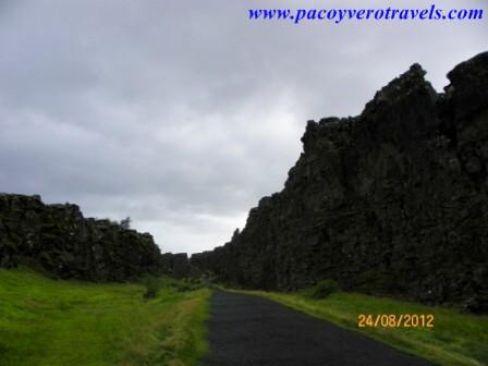 Thingvellir, el primer Parlamento de Islandia