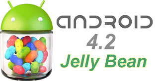 Google Android 4,2 Jelly Bean