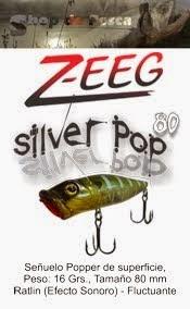 Silver Pop 80 Z-EEG