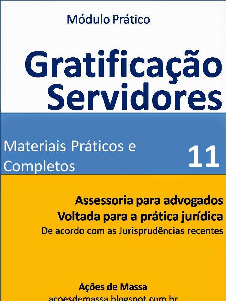 Gratificação Servidores