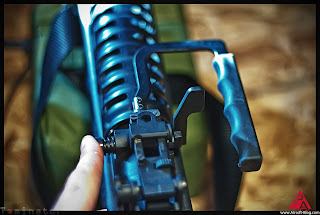 A&K M60VN Review, A&K M60VN Hop-Up Issues, Airsoft Machine Gun, Medium Machine Gun, General Purpose Machine Gun, Airsoft Gun Reviews, Pyramyd Airsoft Blog, Tom Harris Media, Tominator