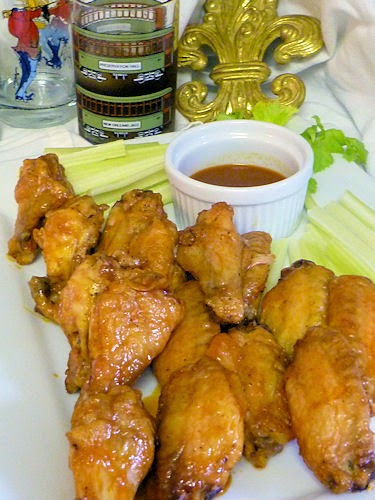 Who Dat Hot Wings 3 ways | Ms. enPlace