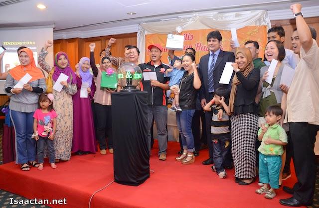 "Jus Mangga Pran ""Minum & Menang"" Contest Prize Giving Ceremony"