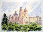 Monasterio de Los Jerónimos (S. XVIII), sede de la UCAM