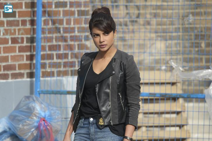 """Quantico - Guilty - Review and Theories: """"A red herring?"""""""