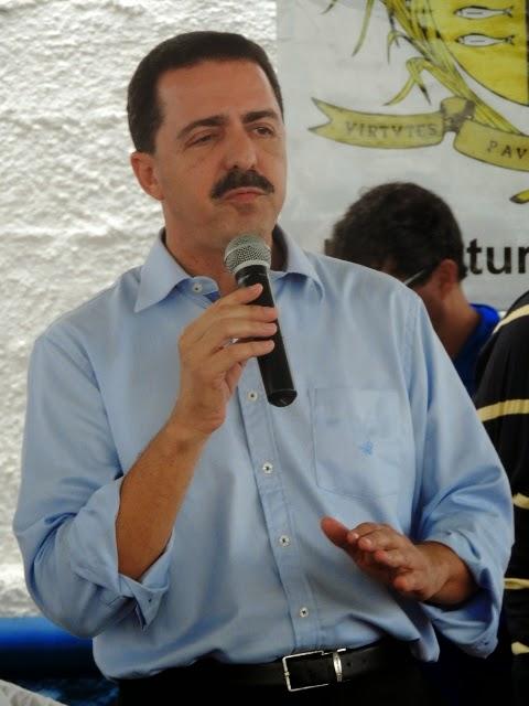 Reinauguração da unidade do Ceagesp em Iguape e Div. Municipal de Pesca