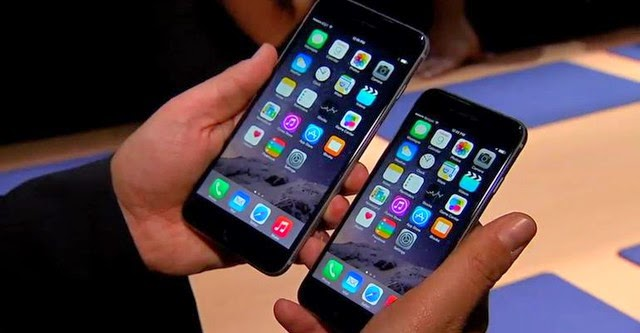 iPhone 6/6 Plus là smartphone hỗ trợ nhiều băng tần LTE nhất
