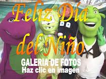 GALERIA DE FOTOS DIA DEL NIÑO 2011
