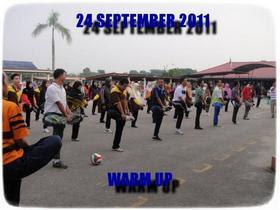 24 SEPTEMBER 2011