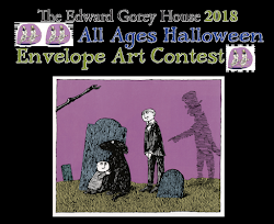 Gorey Envelope Art Contest 2018
