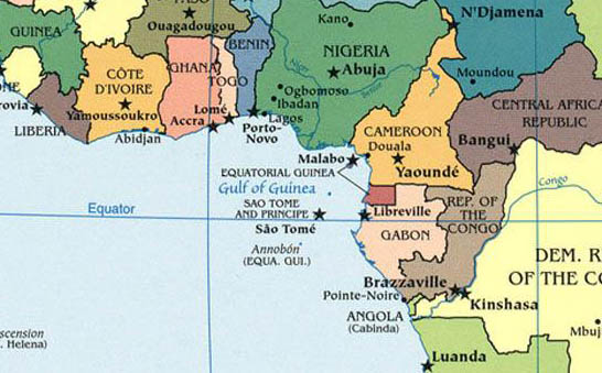 News Watch Cameroon Security in Gulf of Guinea ECCAS ECOWAS and