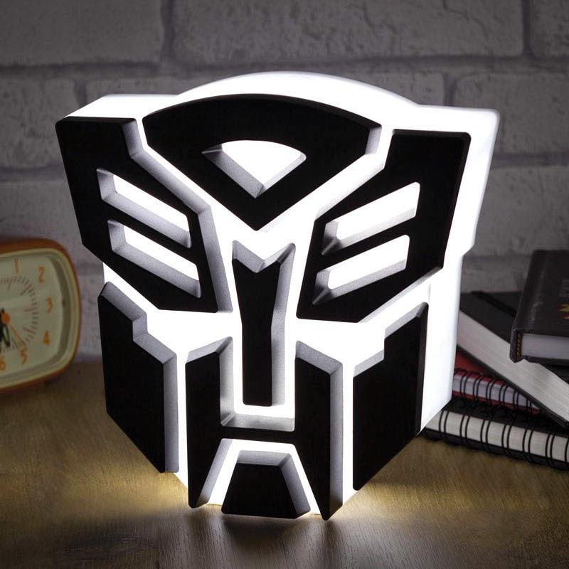 Lámpara USB Transformers Autobots