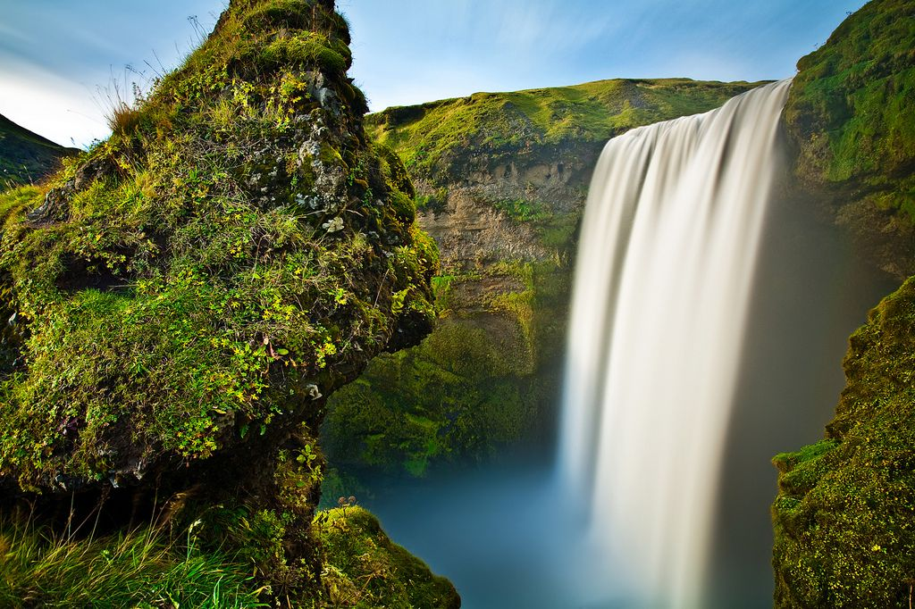 15. Skógafoss, One More Time