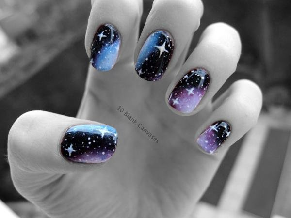 Browse this gallery and enjoy some of the best designs for your nails! - Awesome Nail Art Designs!!! - OMG Love Beauty!