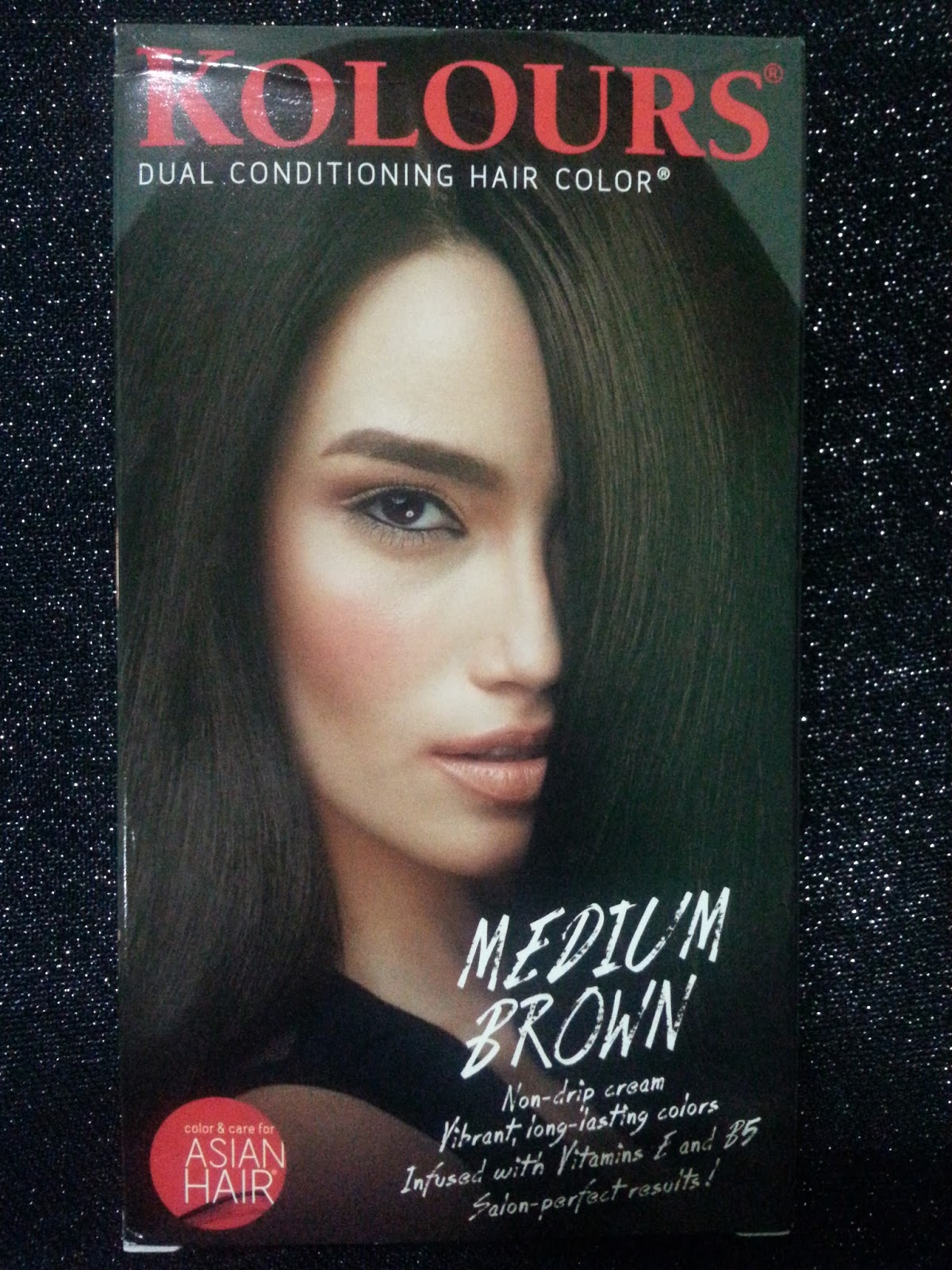 Niceladiesthings Review Kolours Dual Conditioning Hair Color In