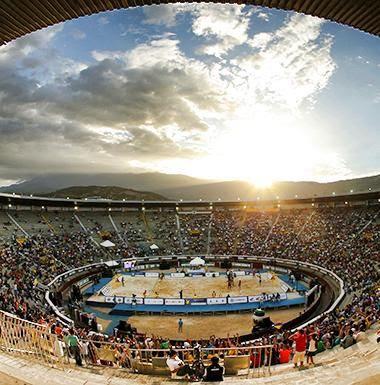 Colombia: Record Mundial de espectadores para un partido de Beach Handball