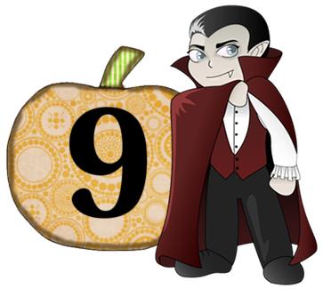 Vampires (13 Days of Halloween Ideas) - The Home Teacher