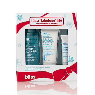 photo of Bliss it's a fabulous life set at Debenhams