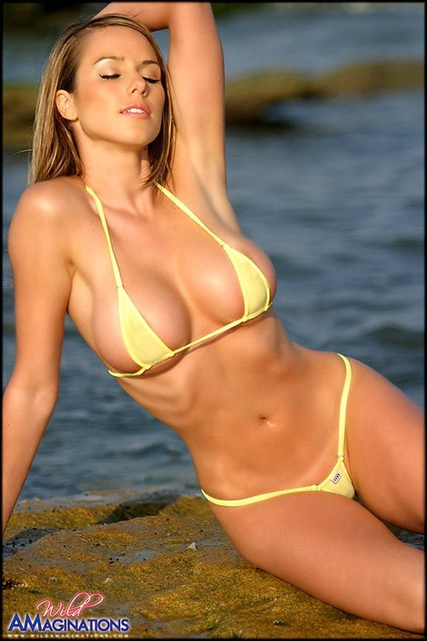 Our Pick For Micro Kini Babe Of The Day