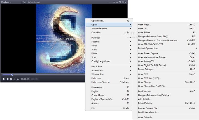 PotPlayer screenshot 4