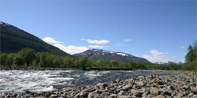 Taimyr-Poxod-Glubokoe-Kyltellar-Bugar-Ekekoy-река Кылтэллар