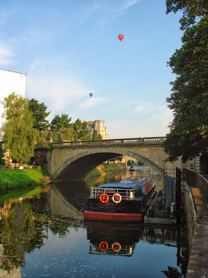 Penny Lane, Kennet and Avon Canal, Cruises