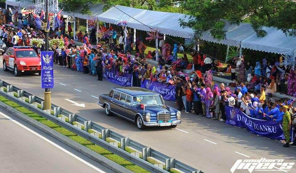 Sultan Ibrahim Almarhum Sultan Iskandar Sebagai Sultan Johor Kelima