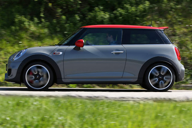 MINI Copper JCW 2016