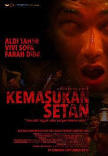 Film Kemasukan Setan Poster