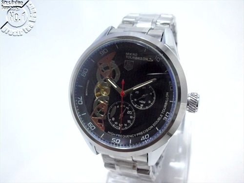 Jam Tangan Cowok Sporty Tag Heuer 328 KW Super Terbaru Murah dan bagus Rp 285.000