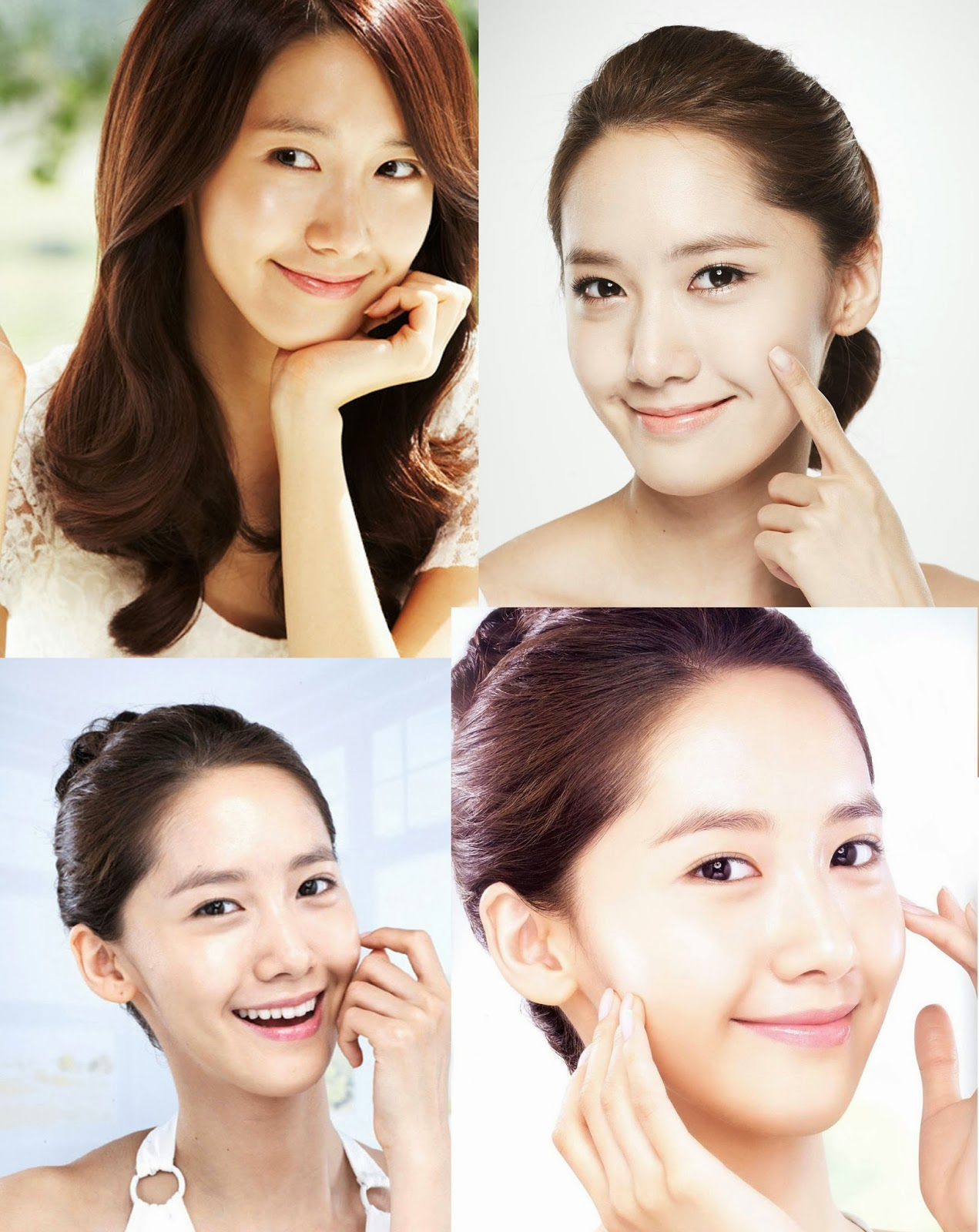 how to get korean translucent skin