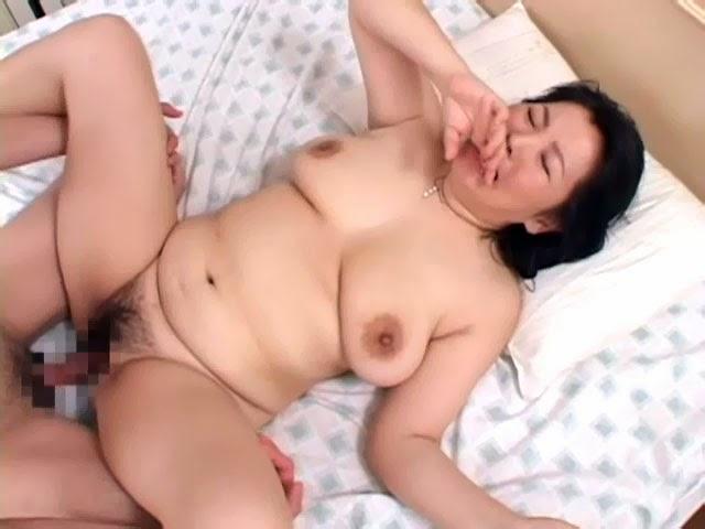 Japanese mom fucks son