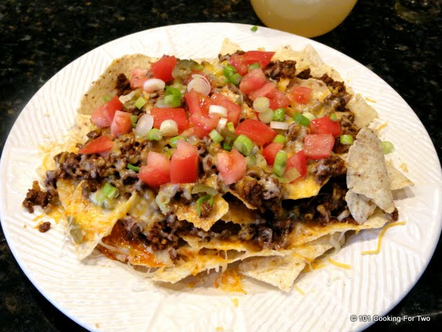 Spicy Taco Meat Less than 25 Minutes from 101 Cooking For Two
