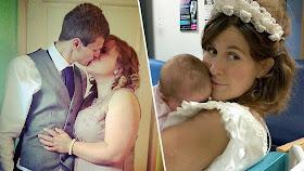 Dua Pasangan Ini Lakukan Pernikahan Di Ruang Tunggu Rumah Sakit