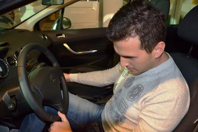 Презентация Peugeot 408 в автосалоне Автодель в Симферополе. Александр пархоменко