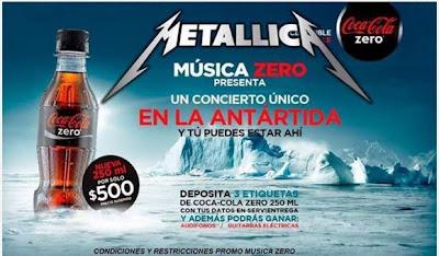 Metallica-Antartida