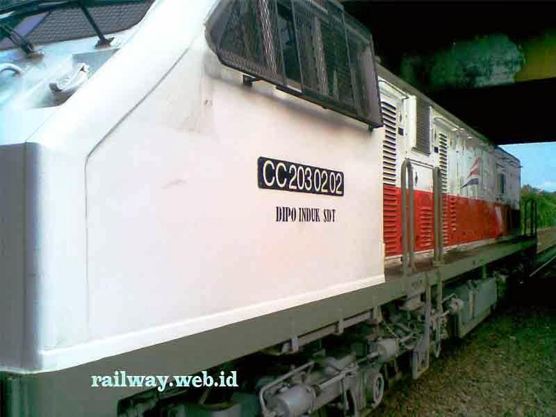 Kereta Api Dhoho Telat