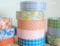 Ams las Washi Tapes? 