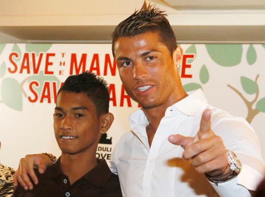 Martunis (Anak Angkat Ronaldo) siap Berangkat ke Portugal